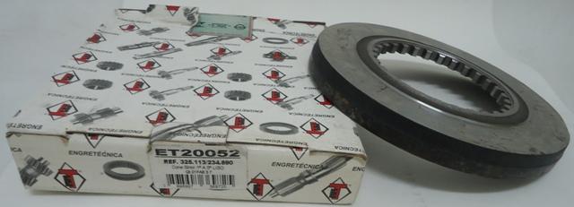 Cone sincronizador 1a /2a/3a/4a/5a Liso Cambio G777 G770 G776  - Onitruck