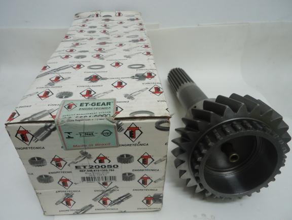 Eixo Piloto Cambio G776 G777  540872  - Onitruck