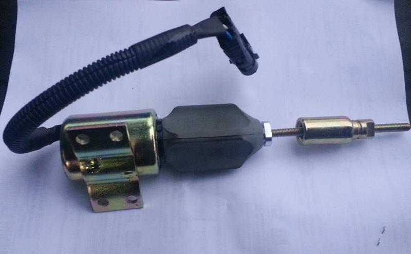 Válvula Solenoide Corte de Combustível MWM 24 volts  - Onitruck