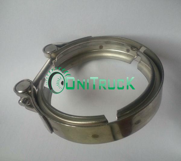 Abraçadeira do Escapamento Mercedes 1721 Euro  3 1/2 pol.   - Onitruck