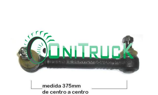 Barra Estabilizadora Dianteiro Esquerdo Mercedes Benz 0500U 6343230216  - Onitruck