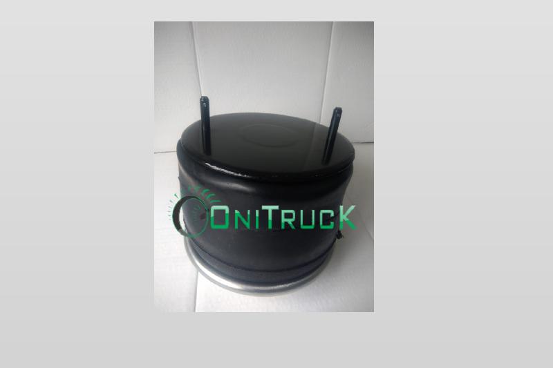 Bexigão Ônibus Scania K124 Dianteiro   - Onitruck