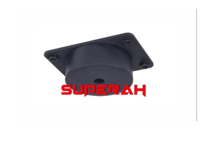 Coxim inferior dianteiro da SUSP. motor VOLVO B11 /B7/B9R  1088363  - Onitruck