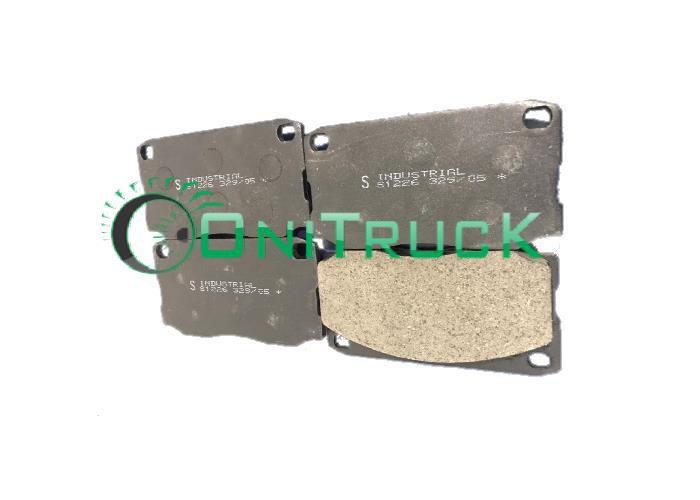 Pastilha de freio SYL1226 Dianteira   - Onitruck