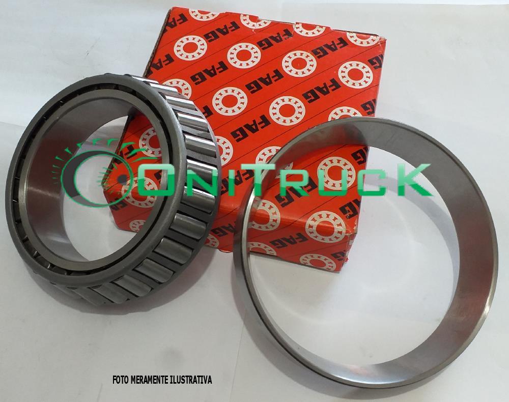 Rolamento diferencial Pinhão dianteiro tras Mercedes 562830  - Onitruck