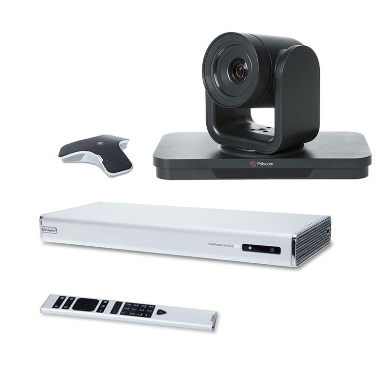 Polycom Group 300 Eagle Eye IV 4X - Hope Tech Telecomunicações