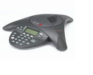 Soundstation 2 Com Visor Polycom 220V - Hope Tech Telecomunicações