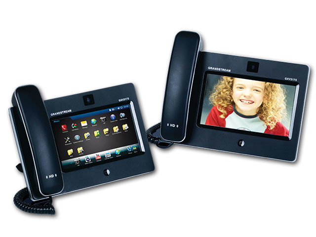 Grandstream GXV3175 Videofone SIP - Hope Tech Telecomunicações