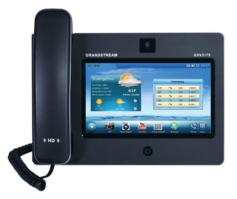 Grandstream GXV3175 Videofone SIP