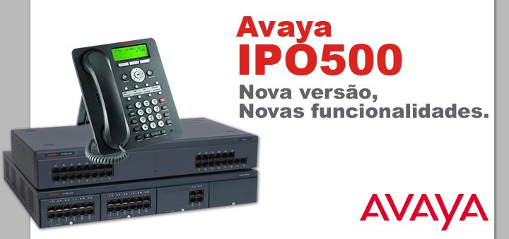 AVAYA PBX IP IPO500