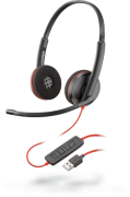 Headset Plantronics Blackwire C3220