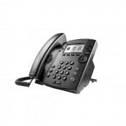 TELEFONE VOIP POLYCOM VVX 311 6-LINE HD VOICE