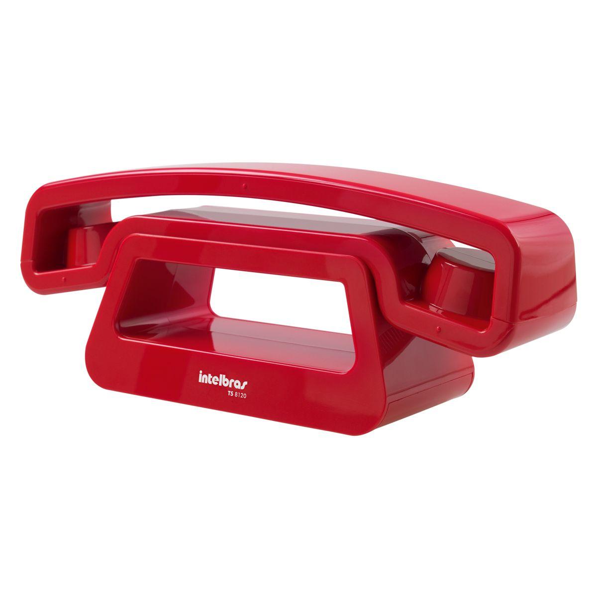 Telefone Intelbras sem fio TS 8120 - Hope Tech Telecomunicações