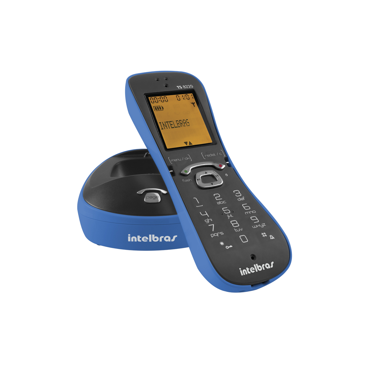 Telefone Intelbras TS 8220 sem fio - Hope Tech Telecomunicações