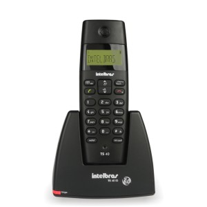 Telefone Intelbras TS 40 ID sem fio