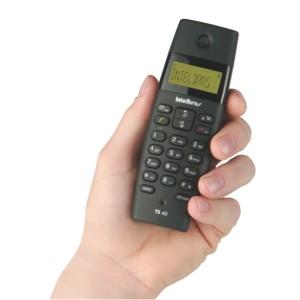 Telefone Intelbras TS 40 ID sem fio - Hope Tech Telecomunicações