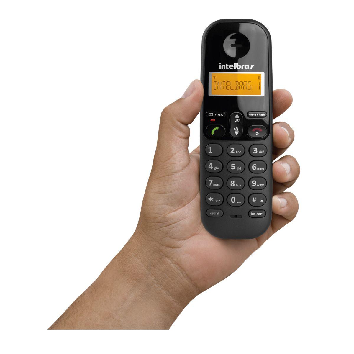 Telefone Intelbras TS 3110 sem fio - Hope Tech Telecomunicações