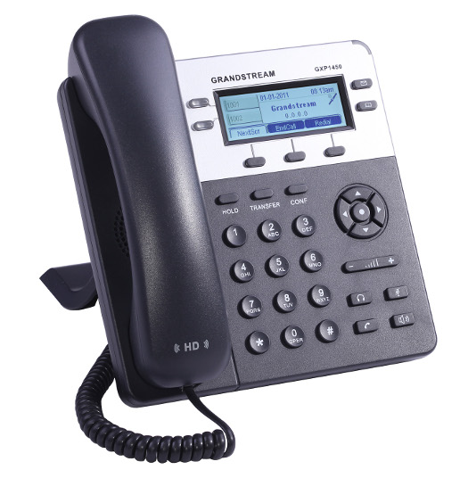 Telefone IP Grandstream GXP1450 - Hope Tech Telecomunicações