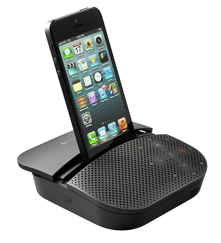 Viva Voz Logitech Mobile Speakerphone P710E