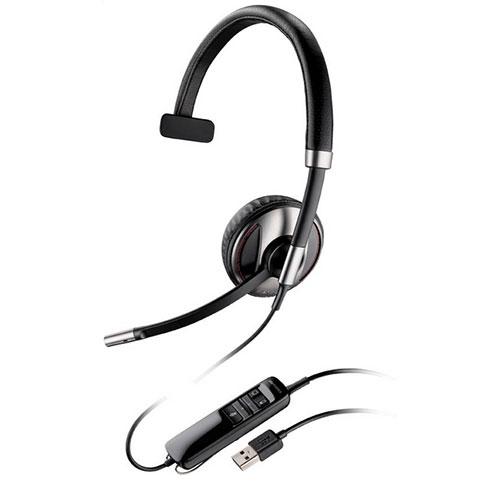 Blackwire C710 Headset USB - Hope Tech Telecomunicações