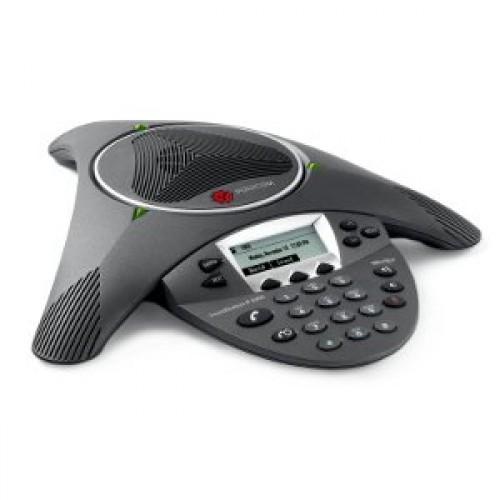 Áudio Conferência IP 6000 Polycom