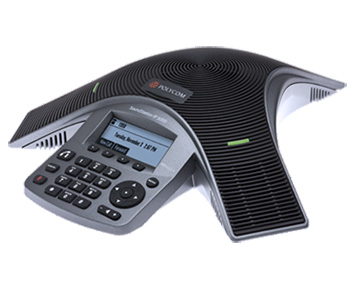 IP 5000 Áudio Conferência Polycom