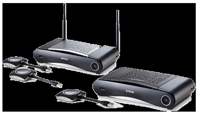 Barco Solução Clickshare (cs-200) 1x Base Wi-fi E 2x Botoes