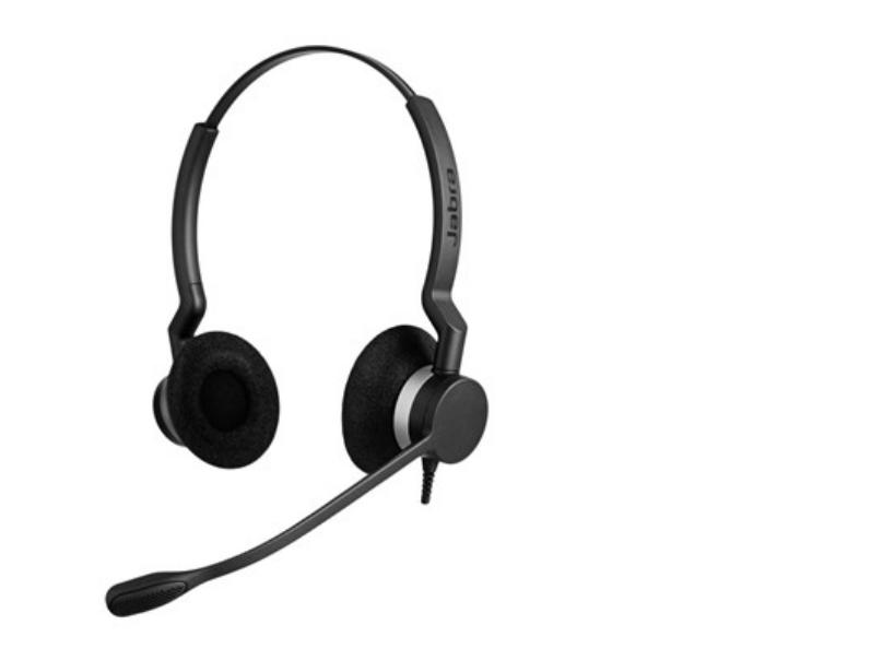 Headset BIZ 2300 Duo Jabra