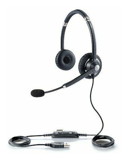 HEADSET JABRA USB UC VOICE 750 MS DUO