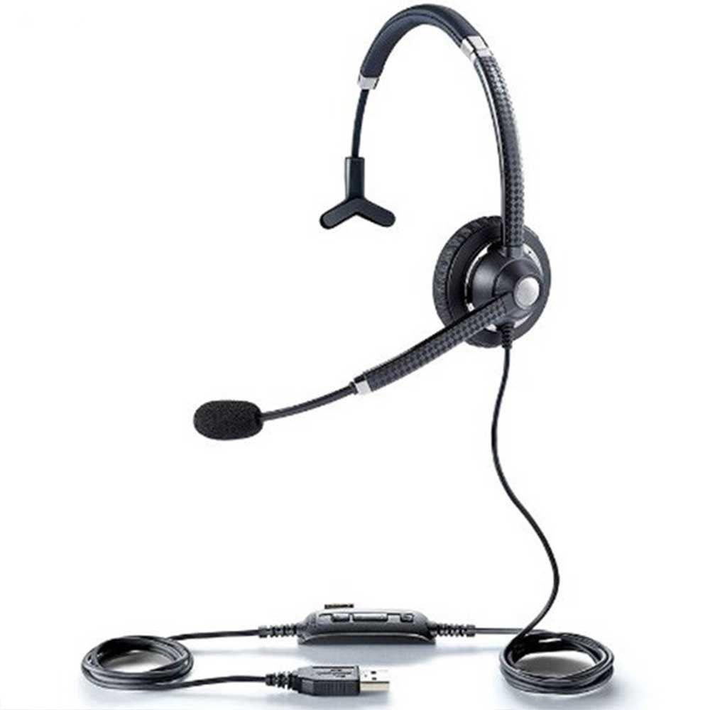 HEADSET JABRA USB UC VOICE 750 MS MONO