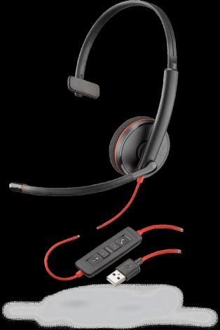 Headset Plantronics Blackwire C3210