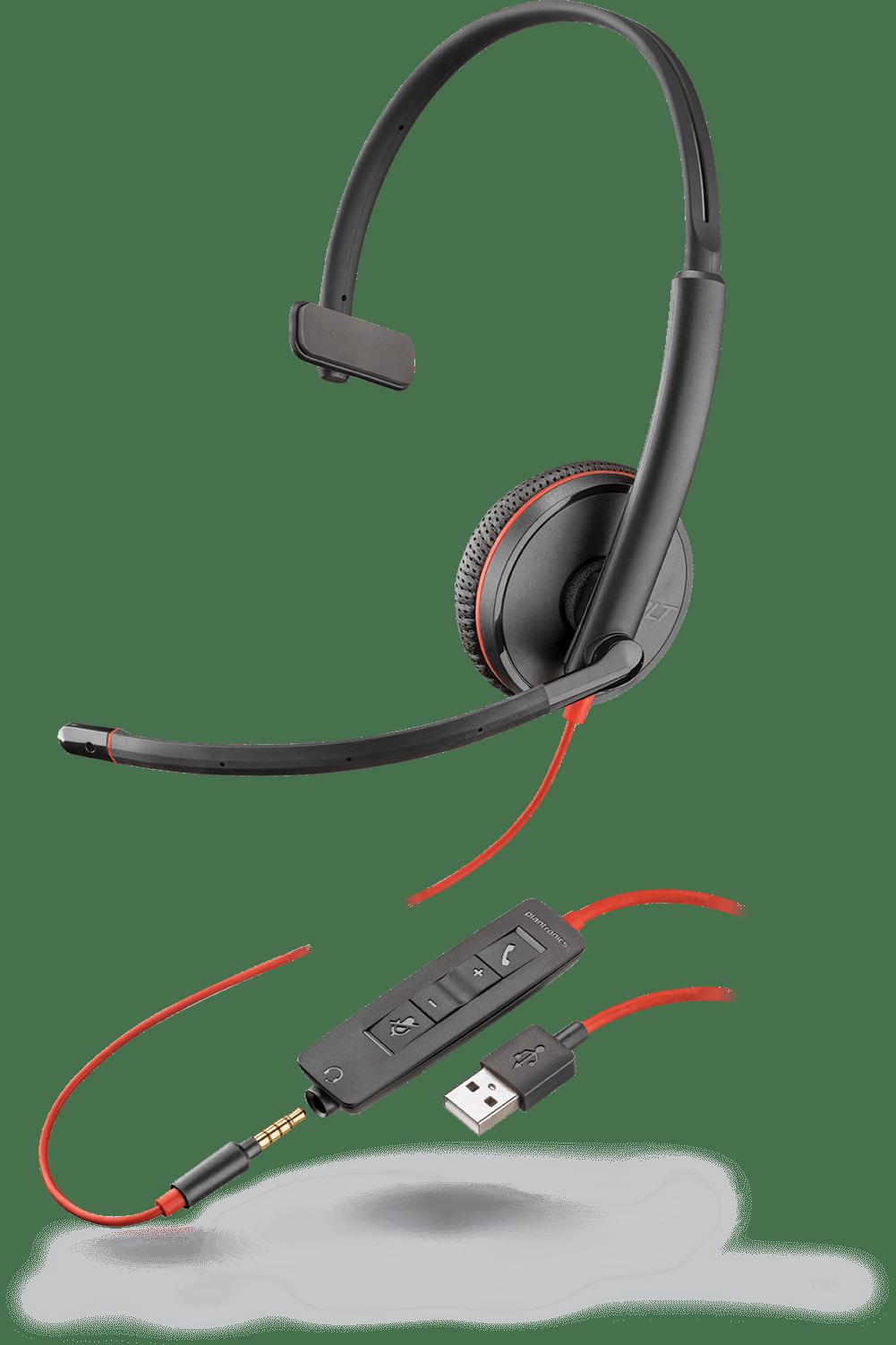 Headset Plantronics C3215