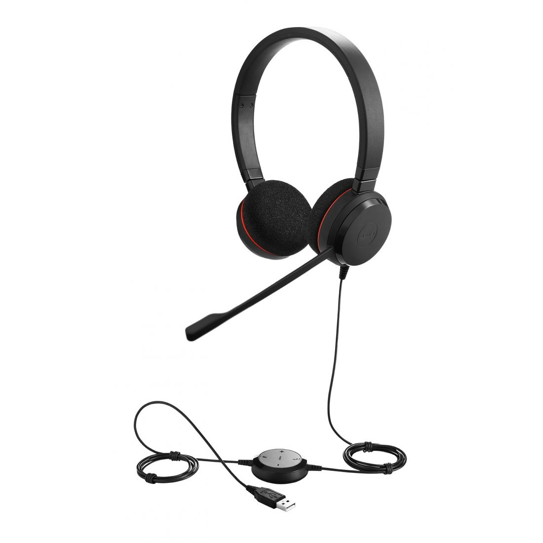 JABRA EVOLVE 20 DUO MS
