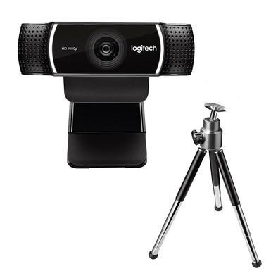 Webcam Logitech C922 Pro Stream 1080p