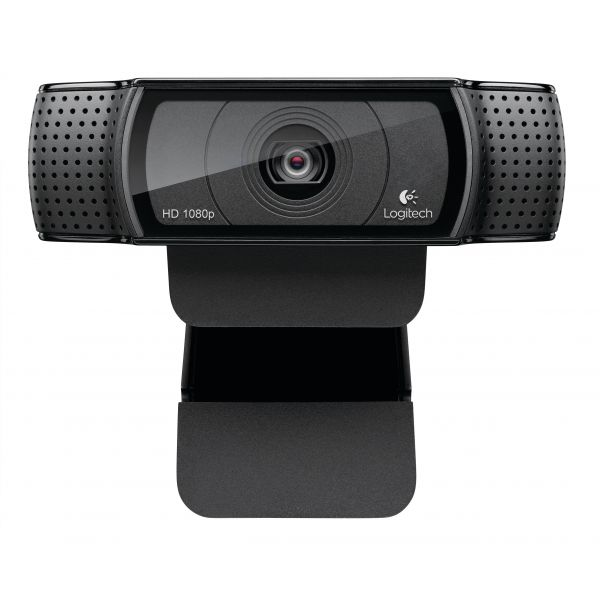 LOGITECH WEBCAM C920 FULL HD