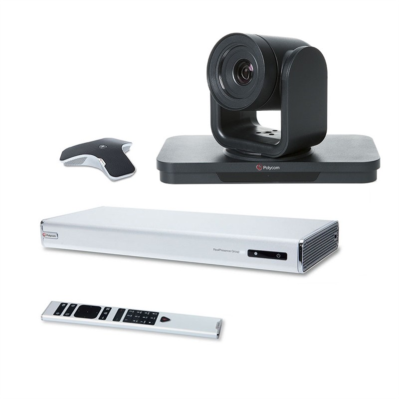 Polycom Group 310 Eagle Eye IV 4X - Hope Tech Telecomunicações