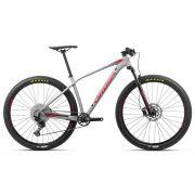 Bicicleta MTB Orbea Alma 29 H30 - Tam L - Grafite/Vermelha 2020