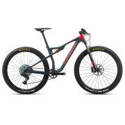 Bicicleta Orbea MTB OIZ M-LTD 2020 tamanho L cor azul/vermelha