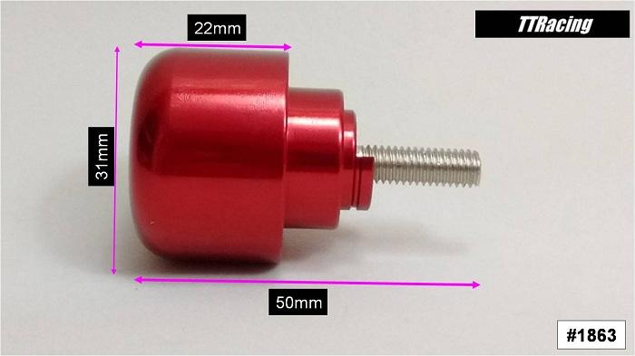 Peso de Guidão CBR900RR CBR929RR CBR954RR  - T & T Soluções