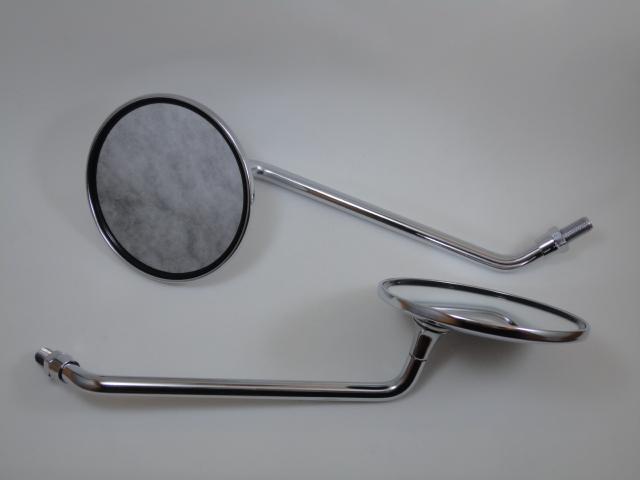 Espelho retrovisor MOTO ANTIGA YAMAHA  - T & T Soluções