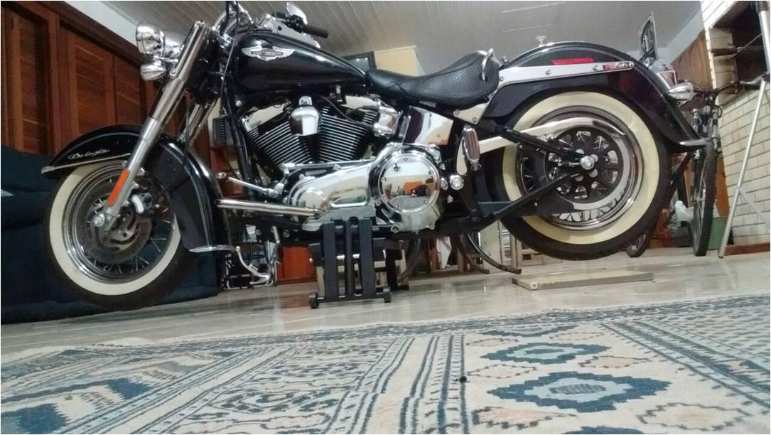 Cavalete para moto custom  - T & T Soluções