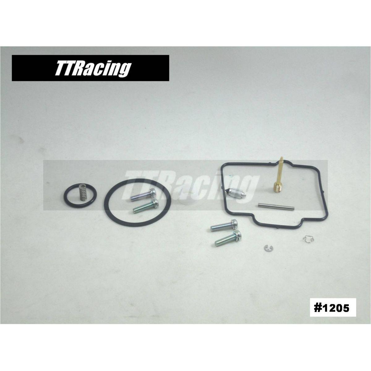 Reparo carburador KDX200  - T & T Soluções