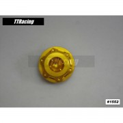 Tampa do óleo Yamaha XJ6 MT-01 R1 Dourado
