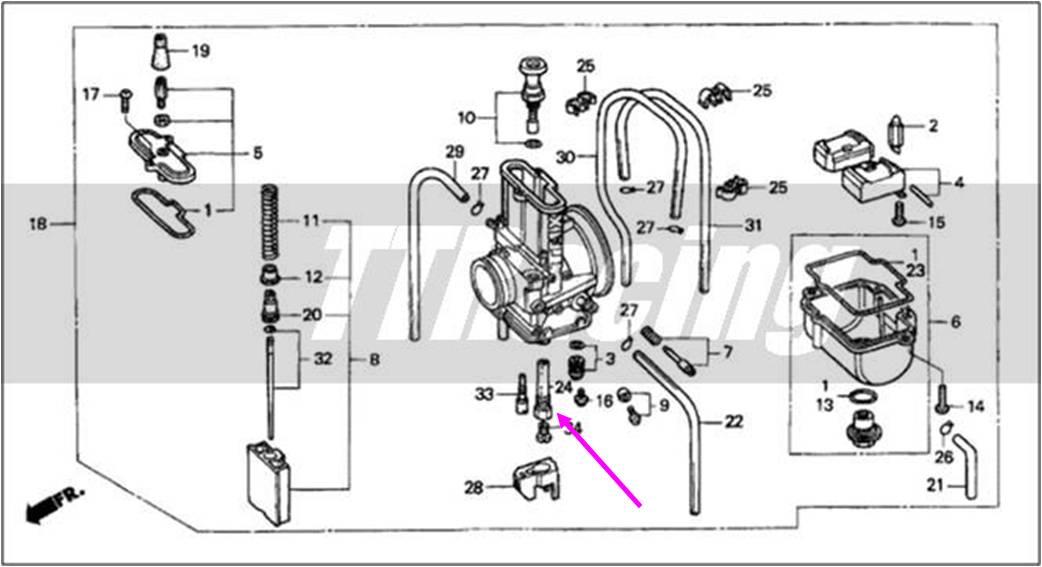 Difusor TMX padrão original  - T & T Soluções