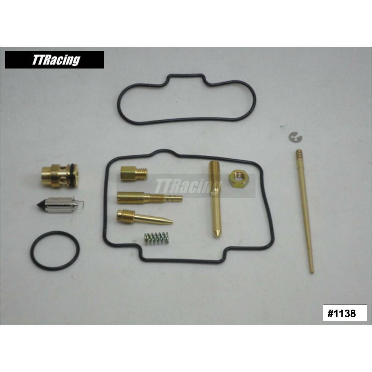 Kit reparo carburador TMX  - T & T Soluções