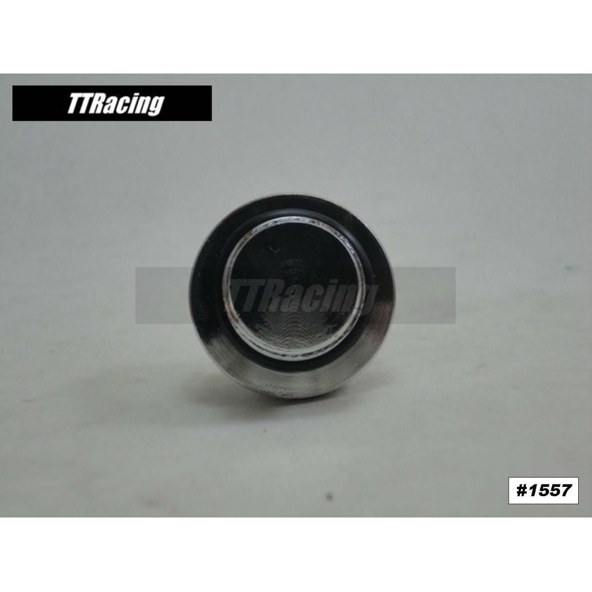 Tampa do óleo Suzuki V-Strom Bandit Gsxr Cromado  - T & T Soluções