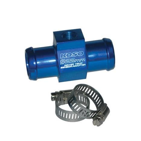 Adaptador Sensor Temperatura Koso Água Radiador 22mm  - T & T Soluções