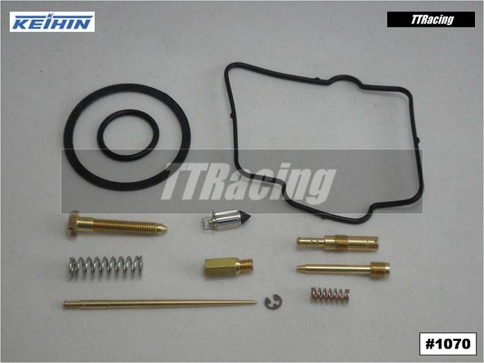 Reparo carburador Keihin PJ CR250 1999  - T & T Soluções