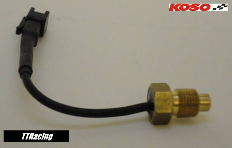 Sensor Temperatura Koso PT 1/8  - T & T Soluções