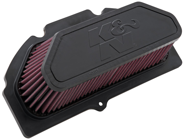 Filtro de ar K&N GSXR1000 SRAD 2011/2014  - T & T Soluções